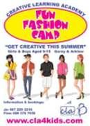 Fun Fashion Camps
